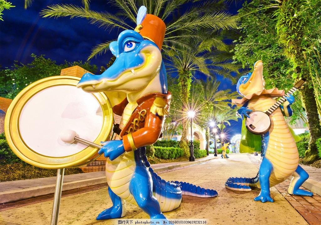 卡通雕塑 人物 雕像 塑像 艺术 观赏 人物雕塑 卡通造型 海洋公园