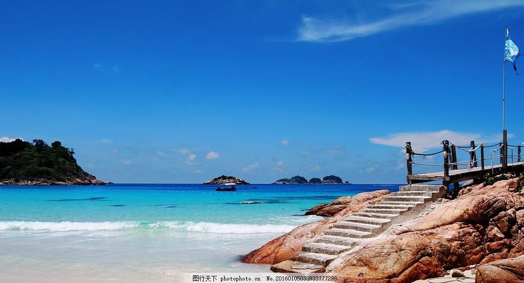 马来西亚热浪岛 海岛 海洋 度假 海滨 旅游 旅游照片 摄影 国外旅游