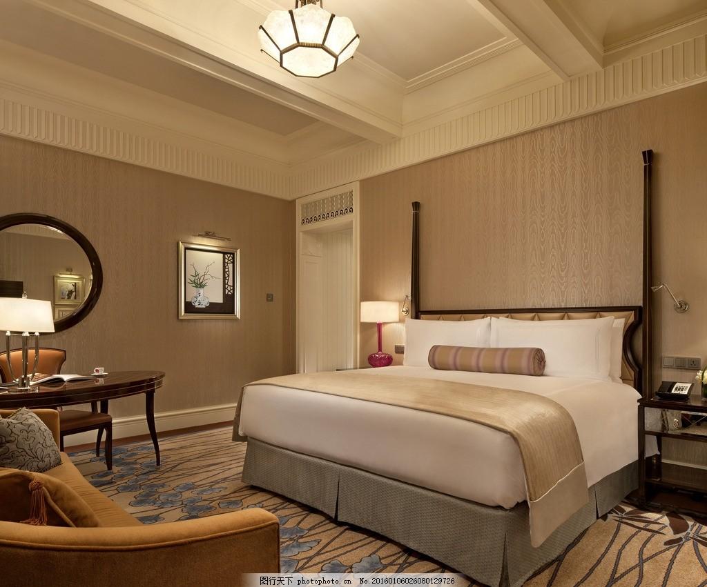 卧室实景 陶瓷 瓷砖 别墅 高档 卧室效果图 摄影 家居生活