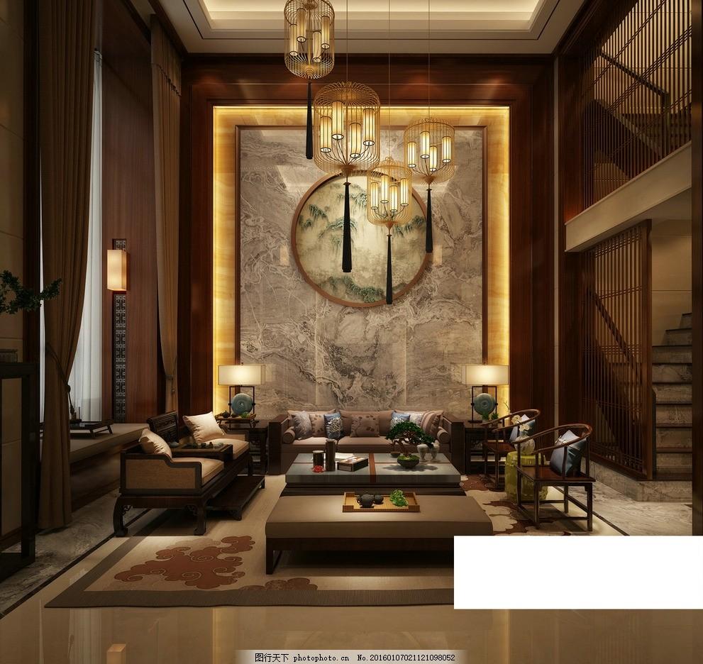 家装效果图 客厅效果图 现代客厅 客厅设计 家装效果 现代 欧式 中式