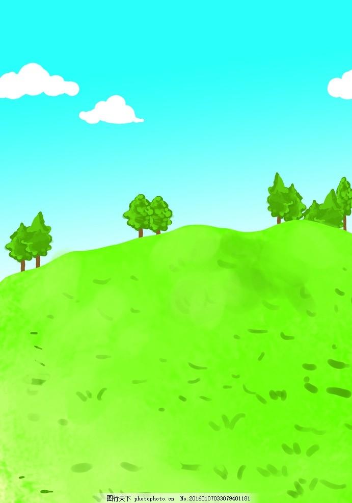 背景 壁纸 绿色 绿叶 设计 矢量 矢量图 树叶 素材 植物 桌面 691_987