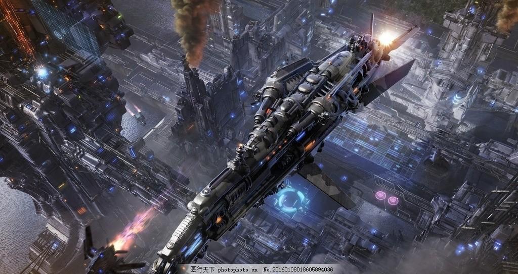 星球大战 宇宙飞船 外星球 外太空 机器人图片 动漫动画