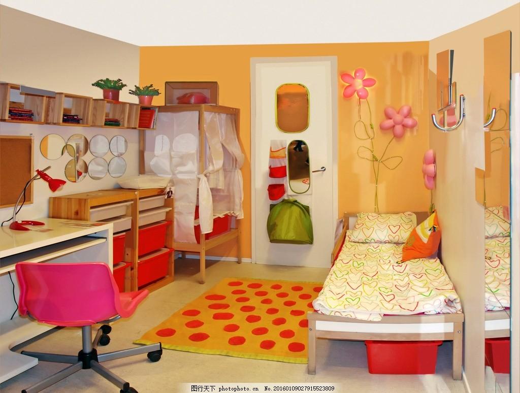 唯美婴儿房 炫酷 家居 家具 装修 浪漫 温馨 欧式风格 欧洲风