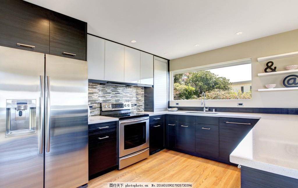 唯美厨房 炫酷 家居 家具 装修 浪漫 温馨 欧式风格 木地板