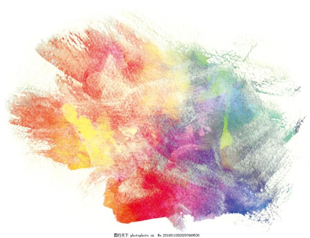 水彩水墨底纹背景 水彩 水彩背景 背景 底纹 笔触 水彩笔触 绘画 飞溅