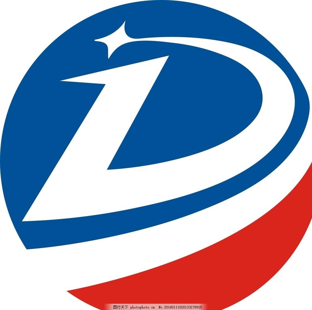d字母logo