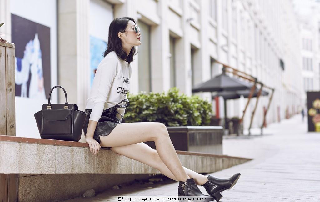 时尚 女模 拍摄 女鞋 模特大片 美女 女装 街拍 模特拍摄 模特上脚