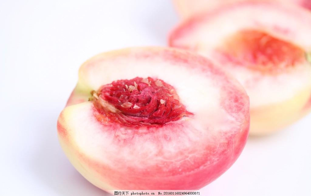 桃 桃子 毛桃 寿桃 仙桃 水果 摄影 生物世界 水果 72dpi jpg