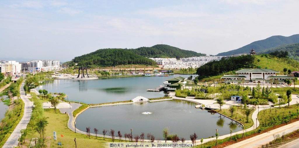宿松县山水公园 宿松县 山水公园 山水风景 山水 风景 摄影 建筑园林