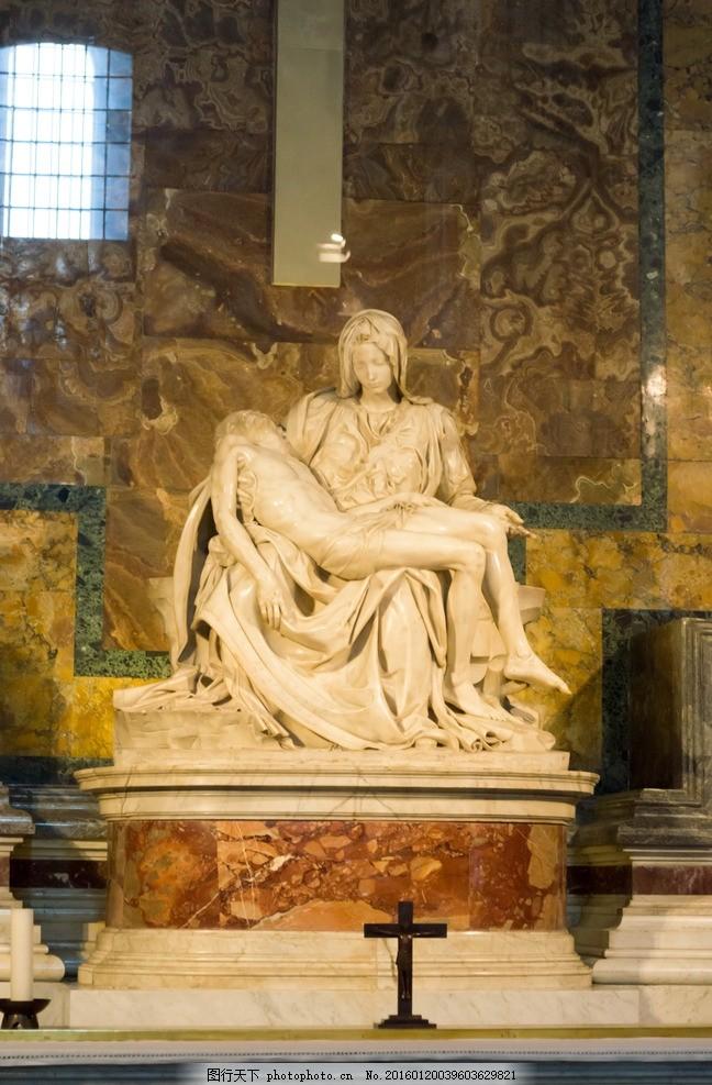 罗马雕塑,建筑 罗马风景 意大利 文明古迹 欧洲 欧式