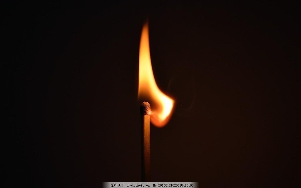 火光图片 黑色背景 红色火焰 摄影景观 摄影 生活百科 生活素材 72dp