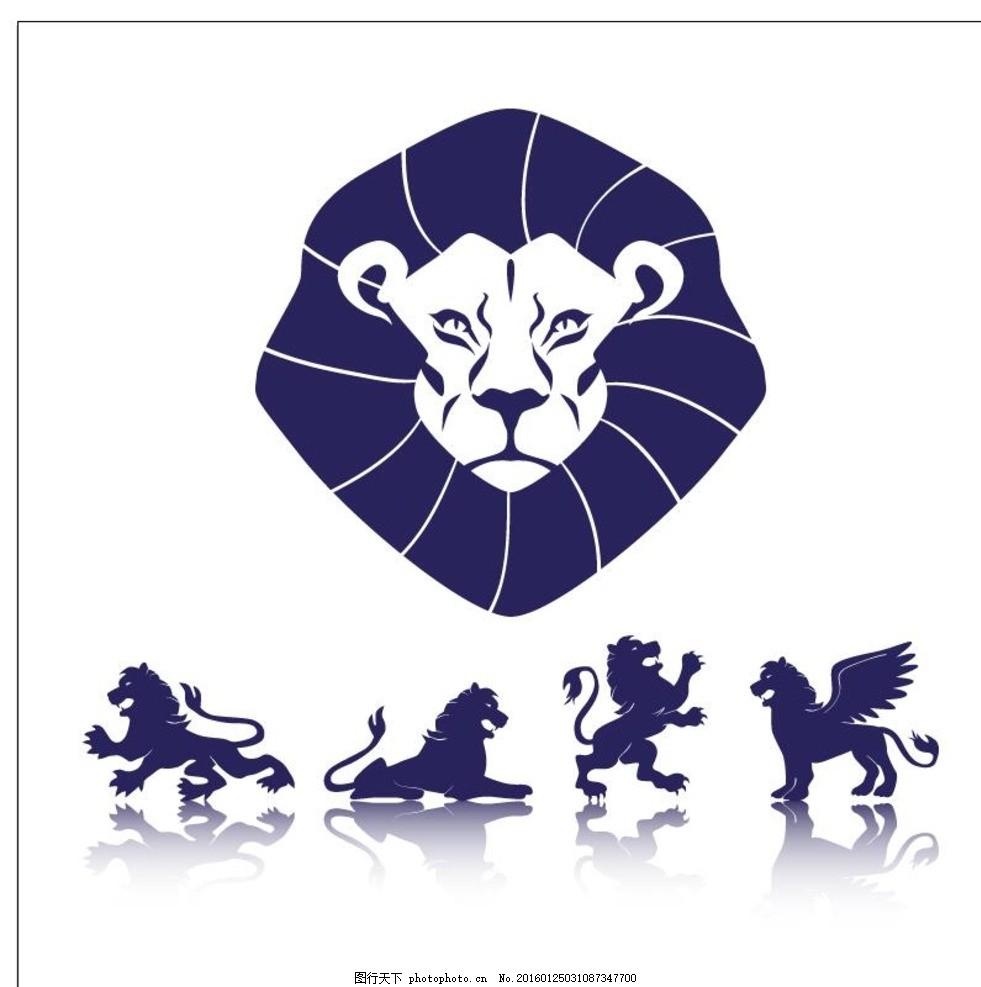 手绘狮子头