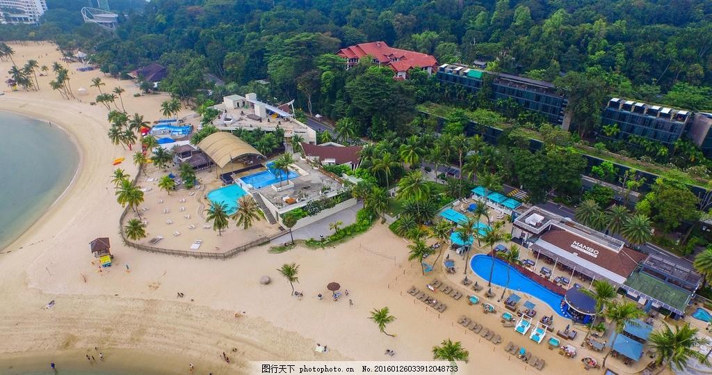 新加坡风景 新加坡建筑 新加坡景点 树木 沙滩 新加坡 摄影 旅游摄影