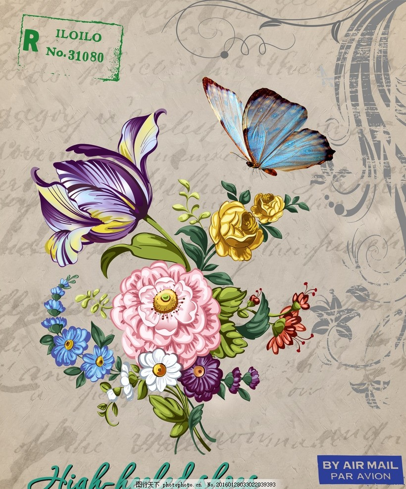 古典欧式装饰画