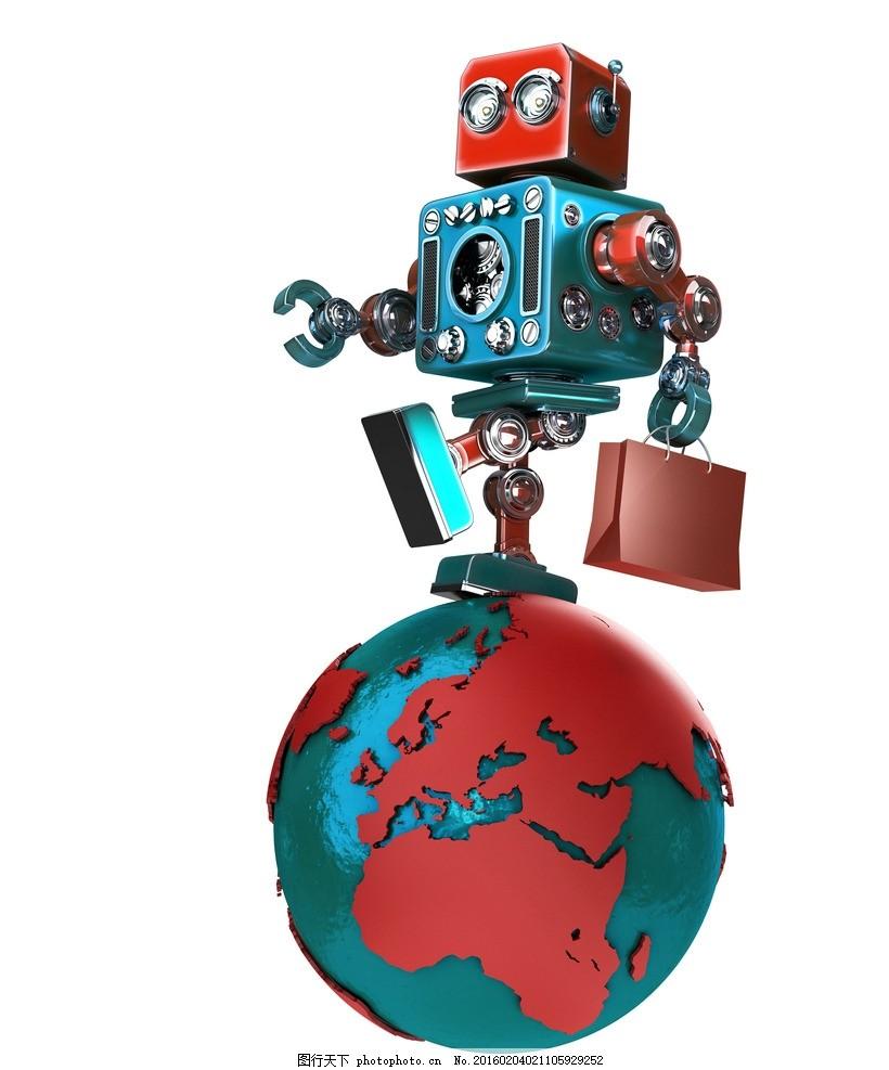 炫酷机器人