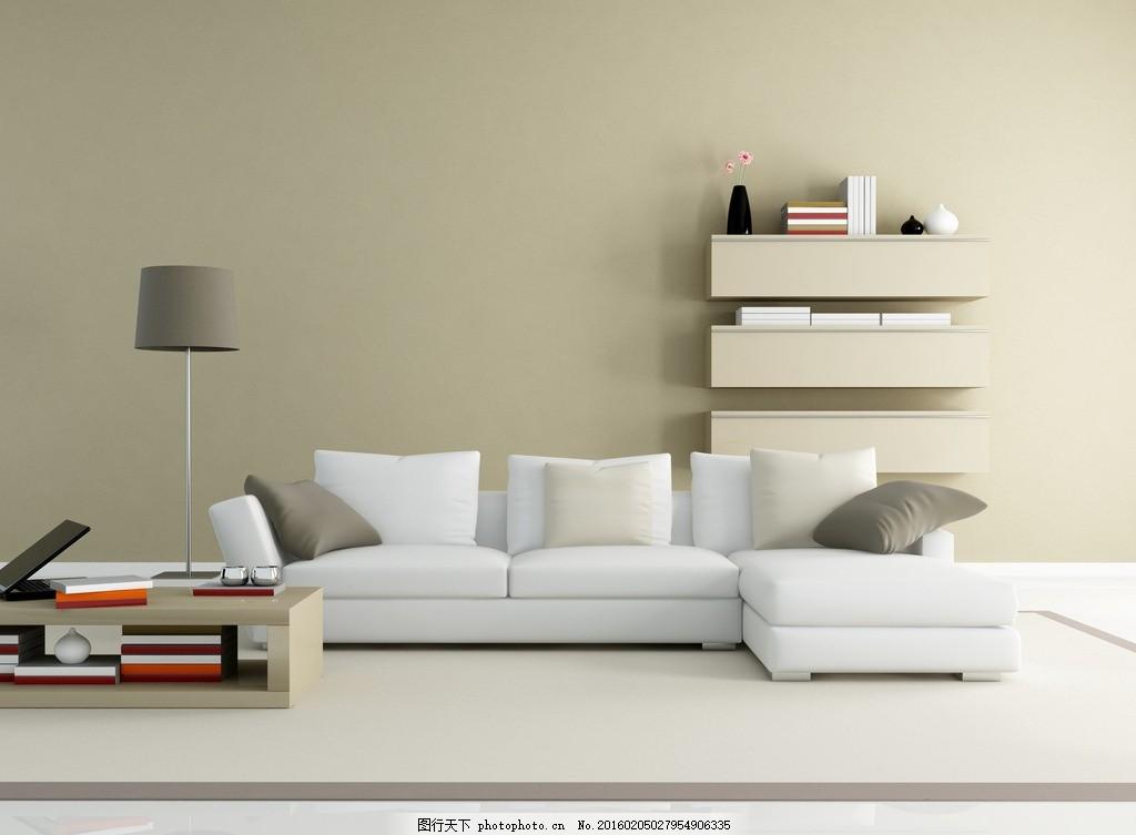 唯美 炫酷      家居 家具 简洁 简约 欧式风格 白色系 白沙发 设计