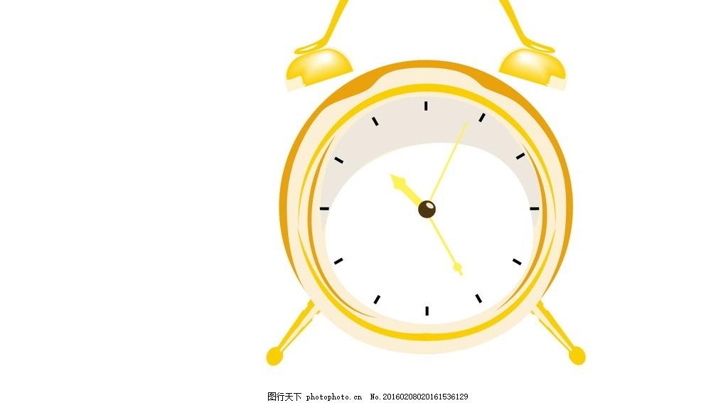 闹钟手绘快题设计