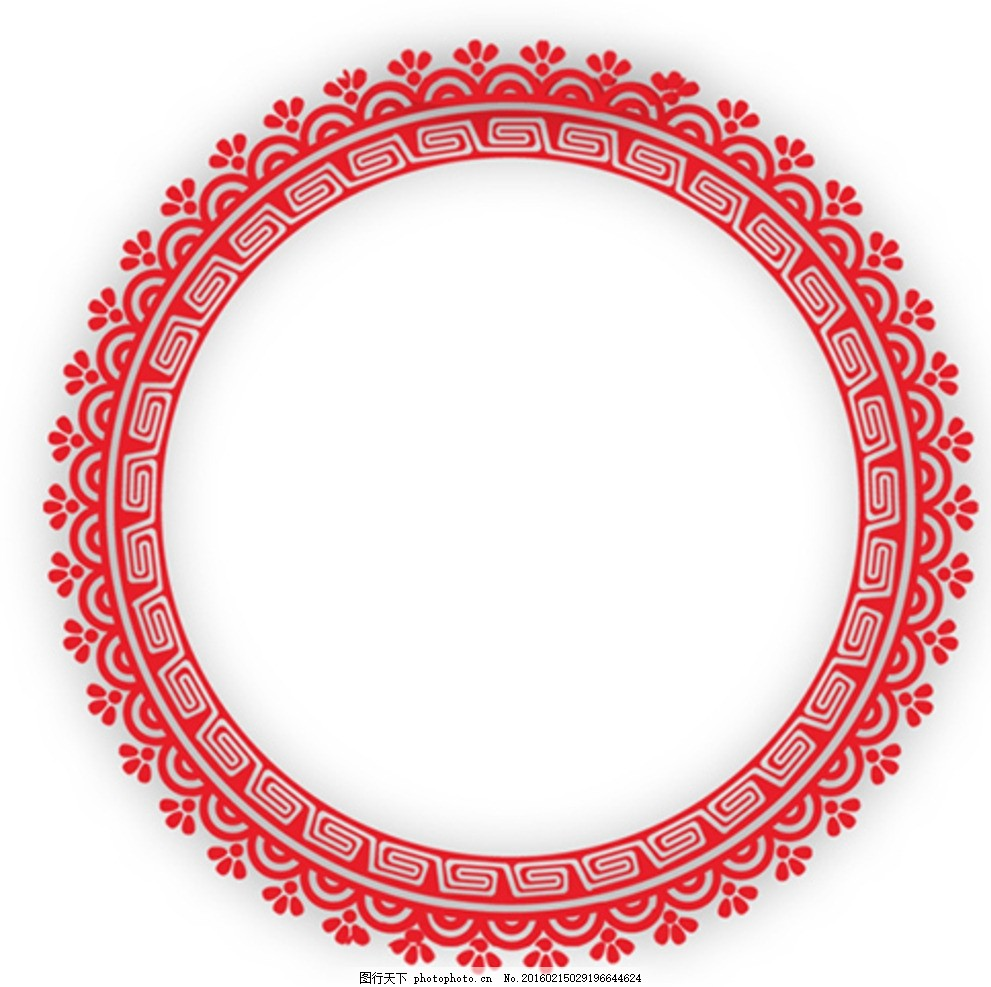 边框 圆圈 中国风 图案 包装 特产 圆 设计 广告设计 包装设计 99dpi