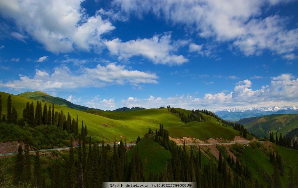 唯美 炫酷 风景 风光 旅行 自然 新疆 伊犁 山 天山 摄影 旅游摄影