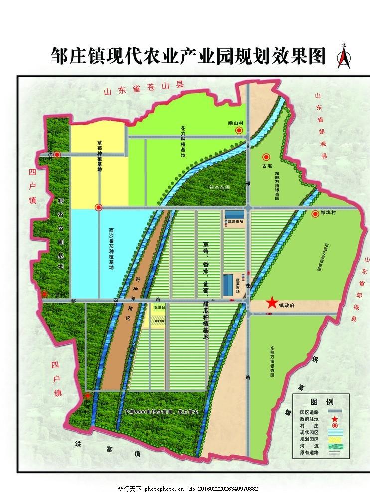农业规划平面图 园林平面图 大棚平面图 农业示范园 园区规划 蔬菜