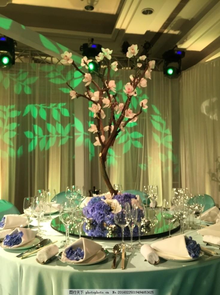 酒店花艺 园林花艺 鲜花 装饰 插花 婚礼现场 仿真花 桌花 风景 摄影