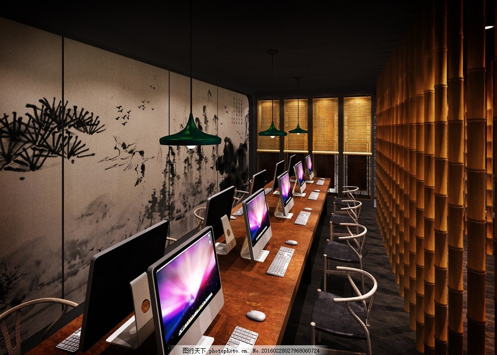 办公室设计 办公室装修 办公室 室内 禅意 设计 环境设计 室内设计 72