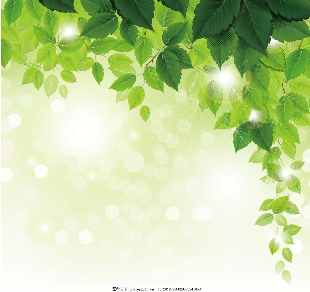 幼儿园中班语言儿歌绿树叶教案