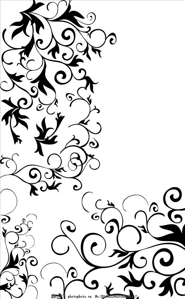 角花 欧式 欧式花纹 矢量花纹 硅藻泥 硅藻泥图案 设计 底纹边框 花边
