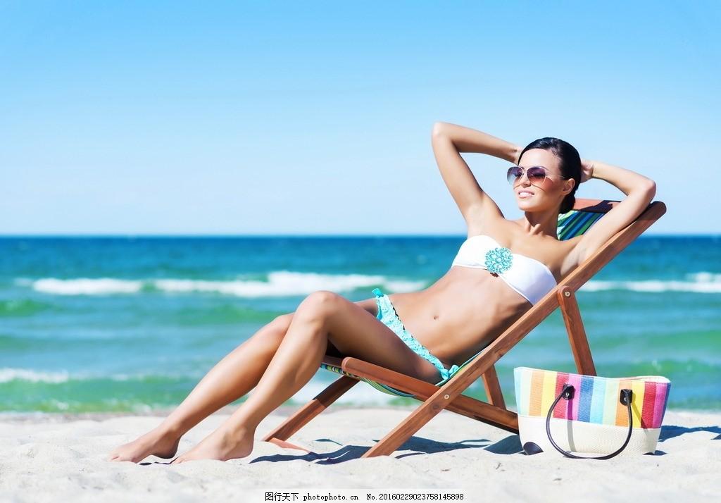 度假海滩美女 海滩美女 度假 度假美女 度假海滩 旅游 海边度假 度假