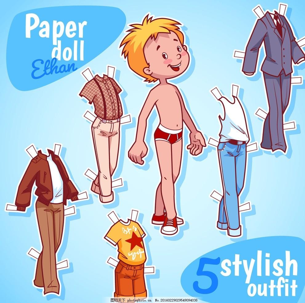 卡通儿童服装,卡通男孩 儿童时装 裤子 童装 衣