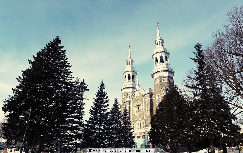 欧式建筑城堡