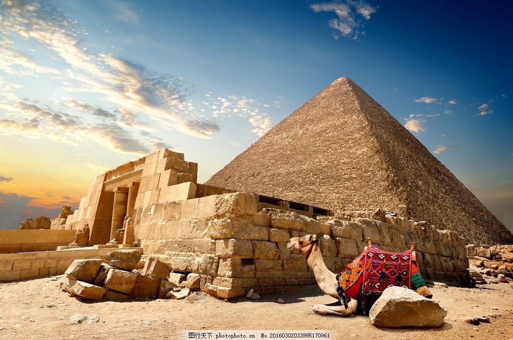 唯美埃及 唯美 炫酷 风景 风光 旅行 自然 埃及 金字塔 非洲 埃及风光