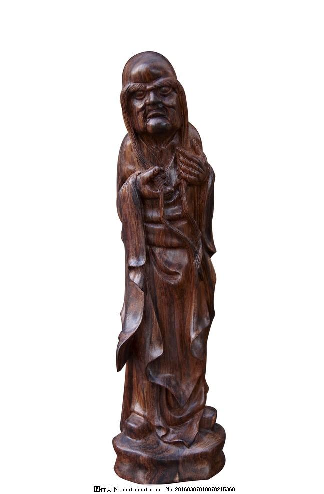 木雕 十八罗汉雕刻 雕塑 根艺 根雕 雕刻艺术 工艺品 动物 艺术品