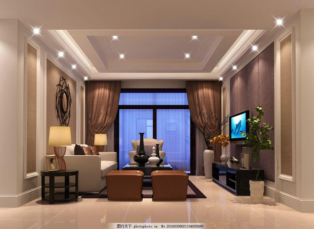欧式客厅 家装效果图 客厅效果图 现代客厅 家装效果 现代 欧式 中式