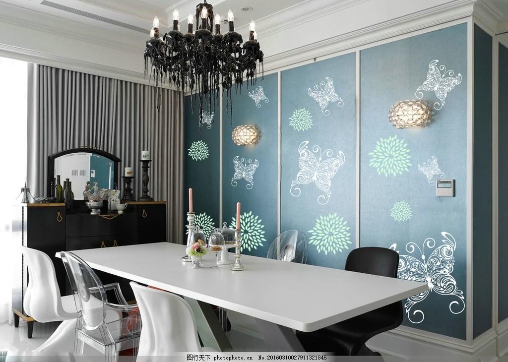 春之元硅藻泥卧室 现代 异想 海洋