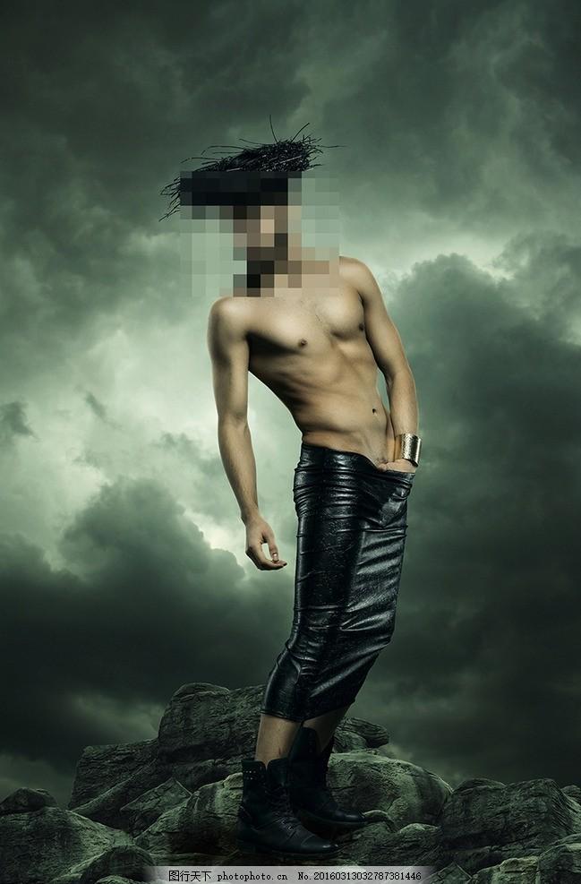 电商男模 模特 男模 电商设计 人像调色 设计 psd分层素材 人物 240