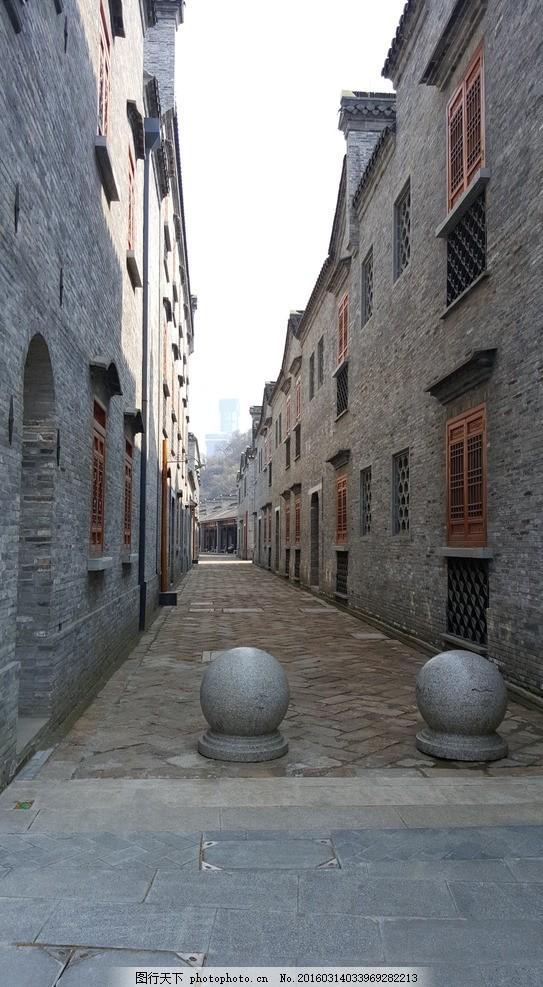 西津渡街道 民国 建筑 摄影 国内旅游