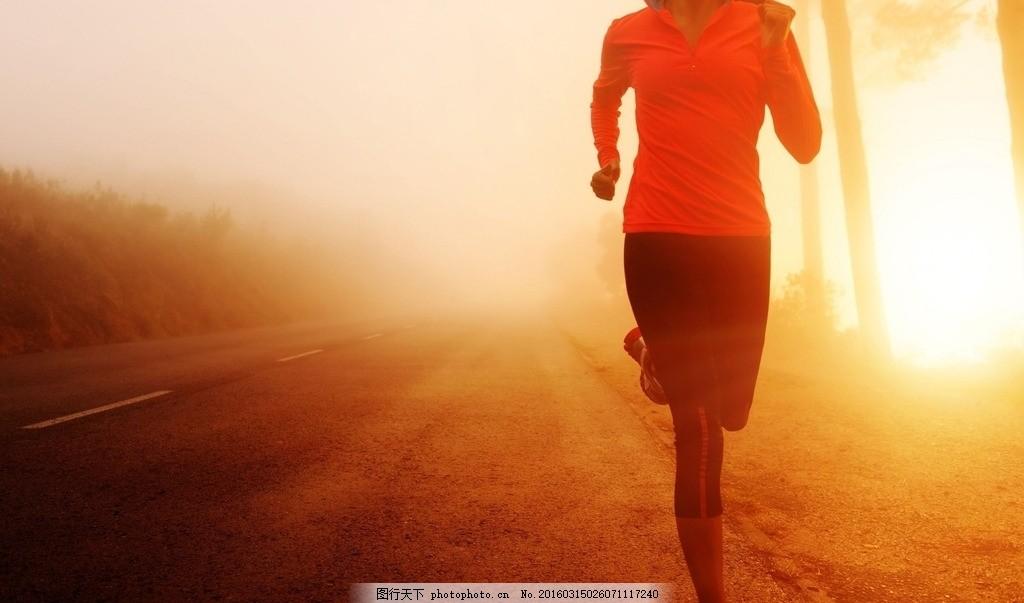 跑步女孩 跑步 女孩 运动 自然 锻炼 运动 摄影 生活百科 娱乐休闲 96