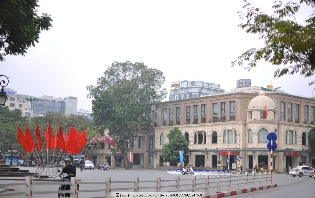街景 街道 城市 越南风光 越南风景 越南 越南风情 越南景色 越南特色