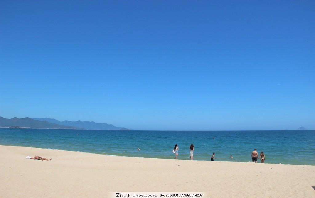 沙滩 海滨度假村 海滩 越南海景 海边 海岸 海滨风景 海面 大海 越南