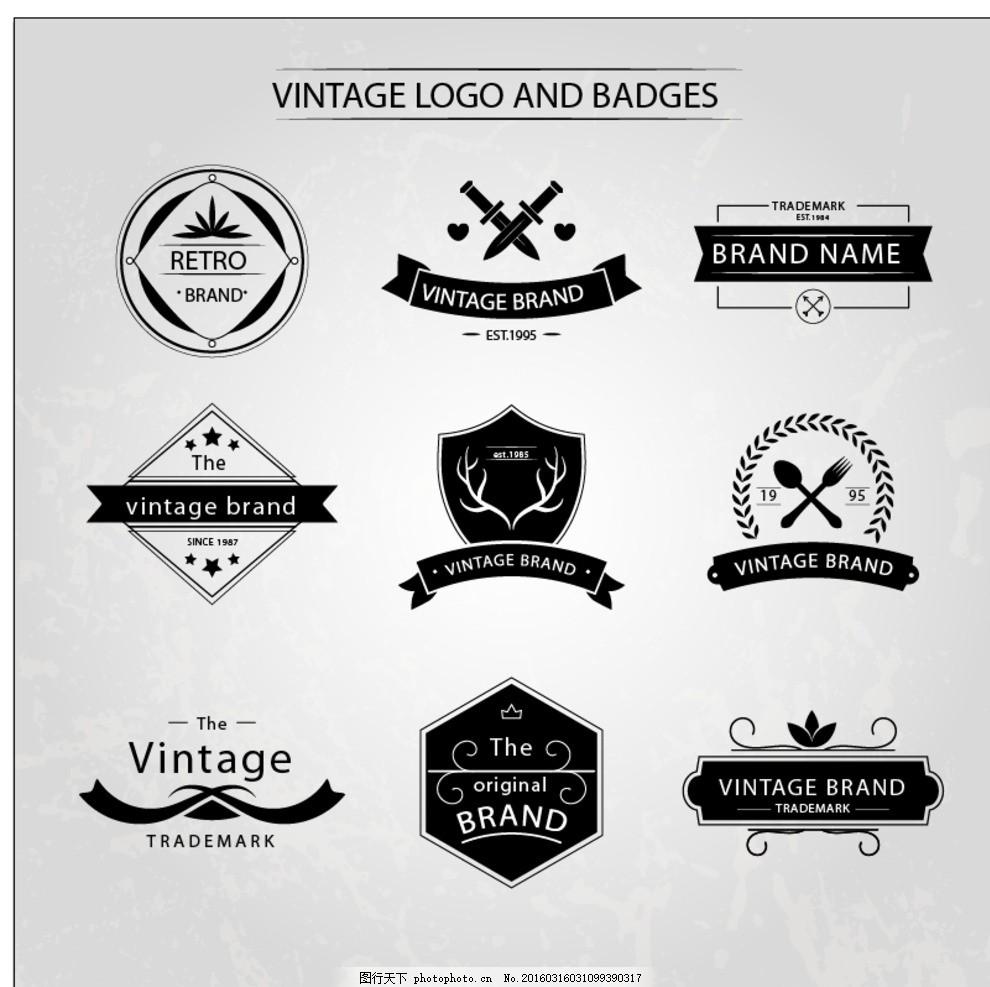 绘画社团徽标设计