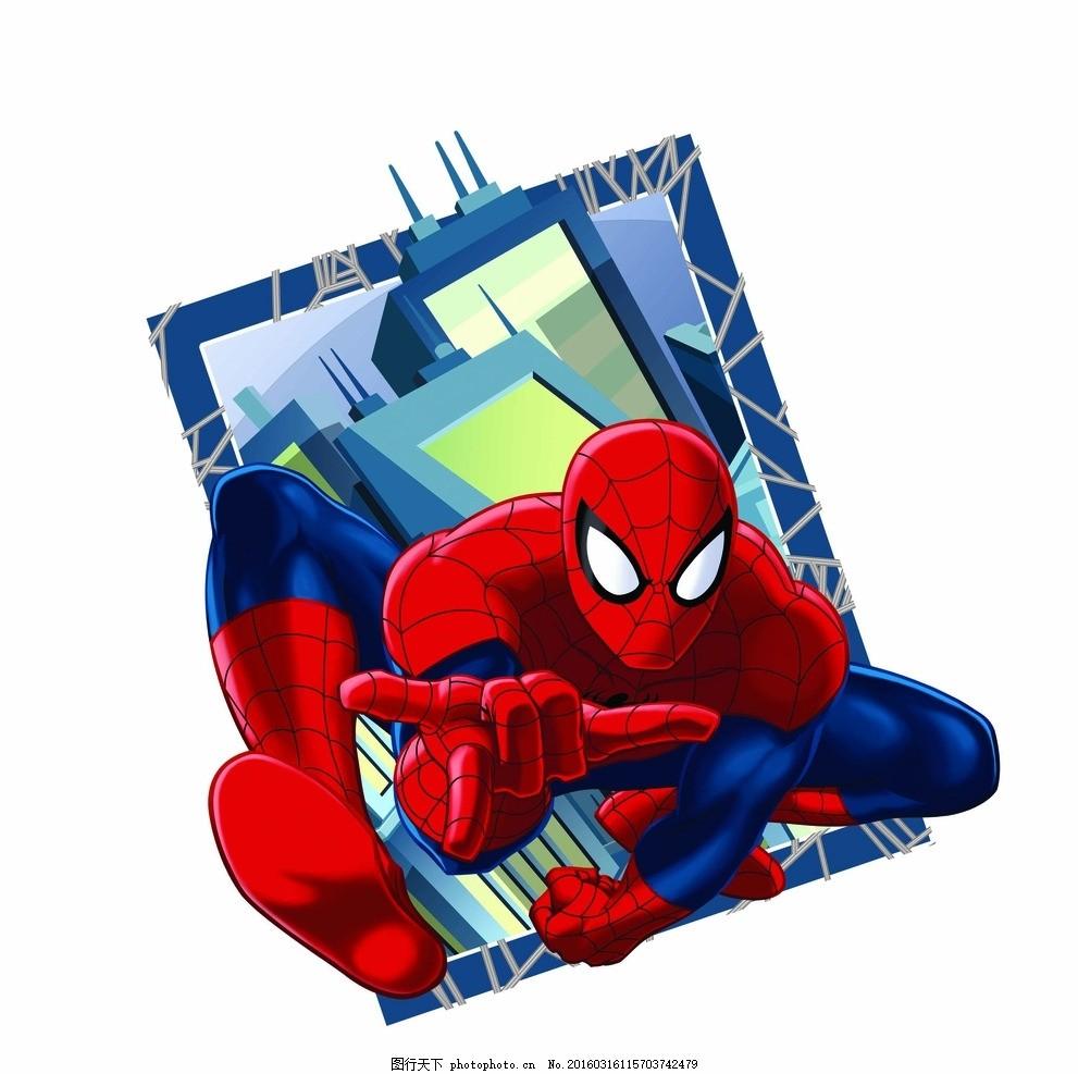 3d立体蜘蛛侠