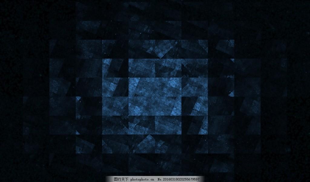 深蓝的桌面壁纸