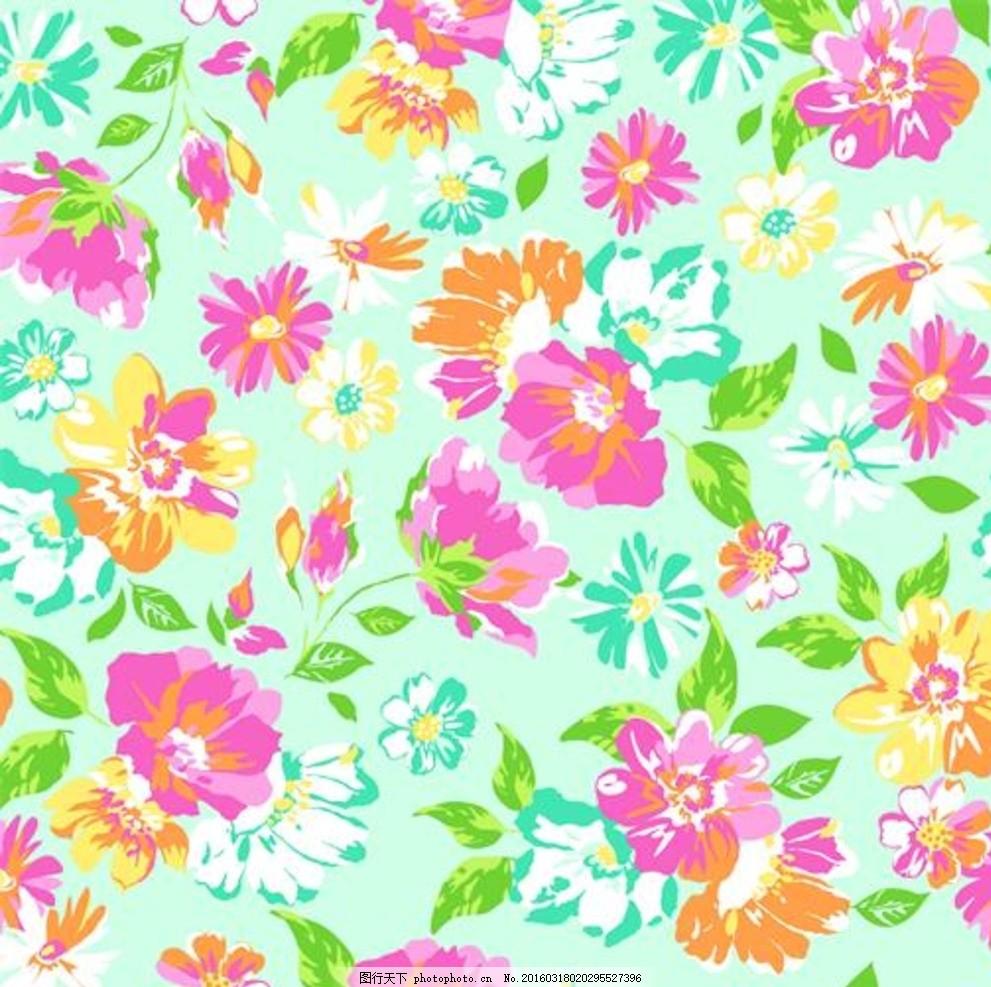 太陽花背景 背景 花朵 太陽花 背景圖案 炫彩 綠葉 紫色 春天 矢量