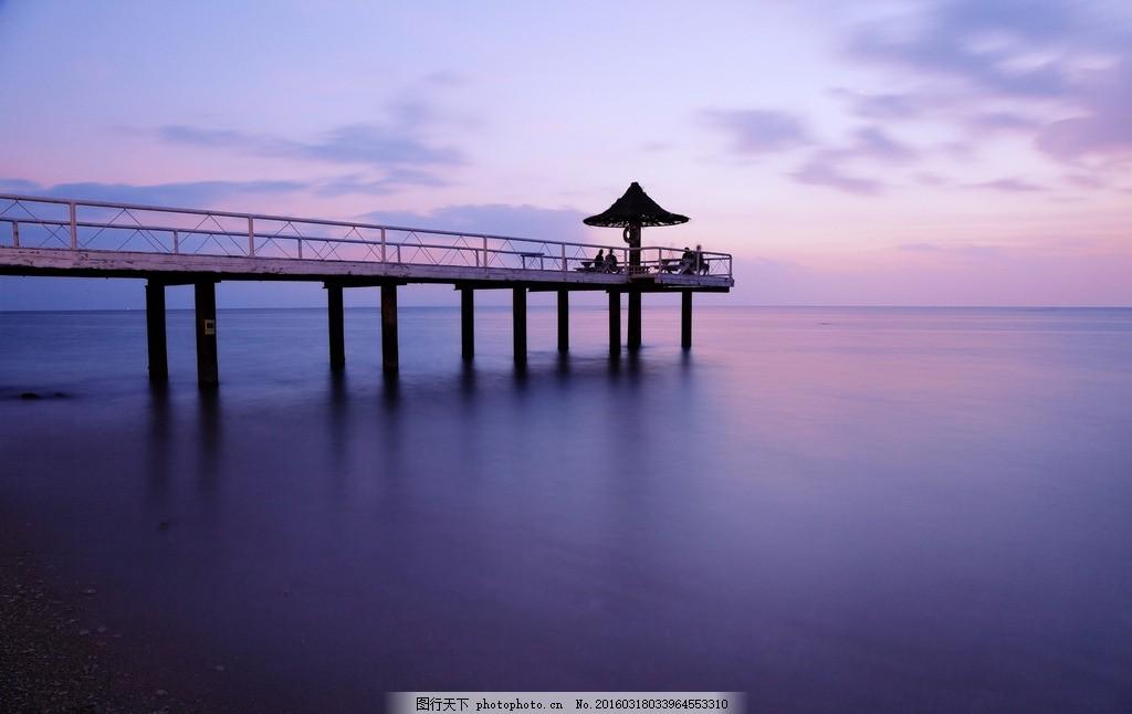 秦皇岛海边 唯美 风景 风光 旅行 自然 大海 海景 夕阳 落日