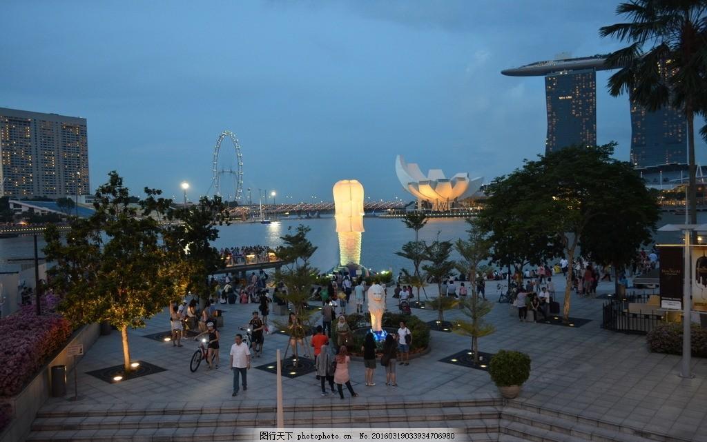 新加坡风光 狮城 花园城市 现代城市 新加坡建筑 新加坡风景 新加坡