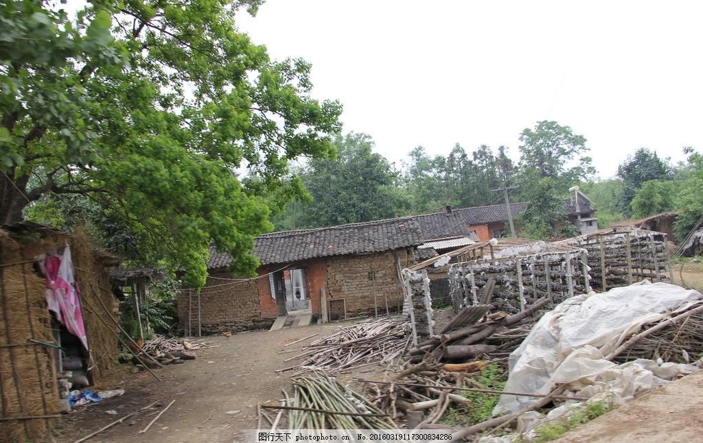 乡村 农场 老房子 农村 休闲旅游 摄影 自然景观 田园风光