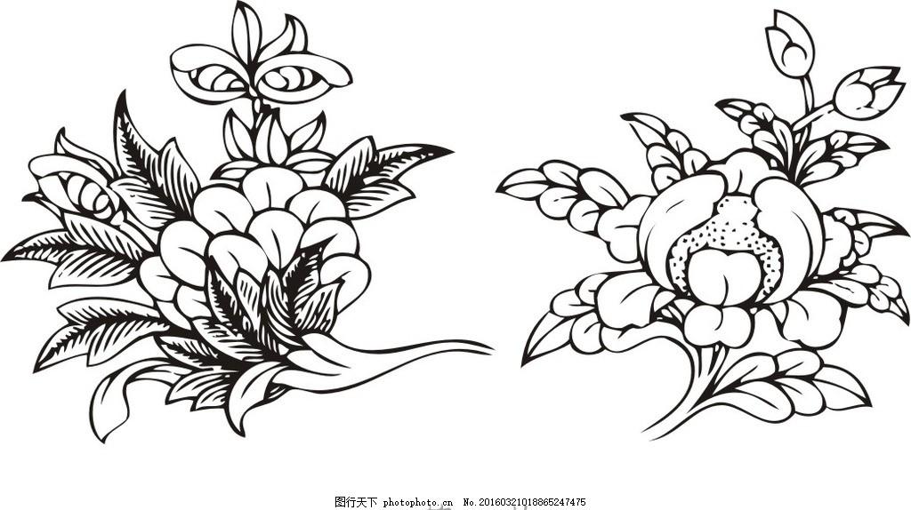 莲花怎么画简笔画