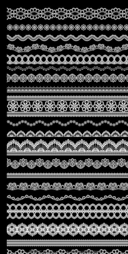 欧式花纹 图片下载 欧式花纹边框 欧式 花纹 花边 边框 欧式白色花纹