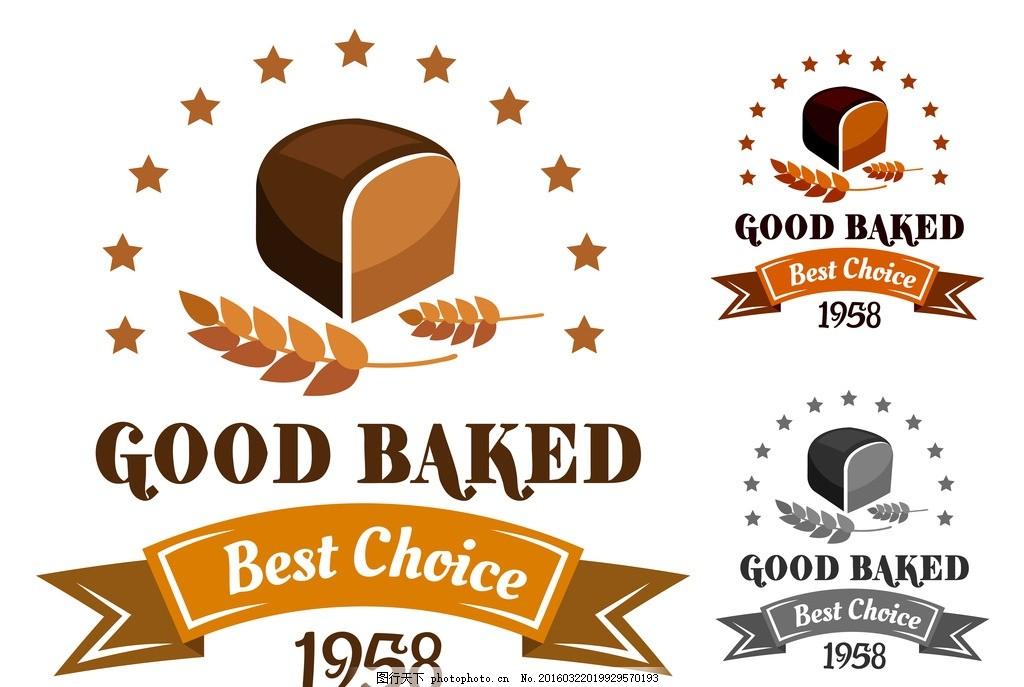 面包驾到字体设计
